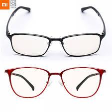 Xiaomi Mijia <b>TS</b> Blue Light Blocking <b>Glasses</b> Goggles <b>Anti Blue Ray</b> ...