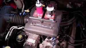2001 Dodge Dakota 4.7L Spark Plug Replacement - YouTube