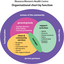 Collaborative Org Chart Illawarra Womens Health Centre