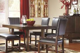 Ashley Watson Dining Room Server In Dark Brown 25AS D541 65