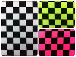 Checker Pattern Inspiration Bright Checker Pattern On Stretch Poly Spandex Fabric EBay