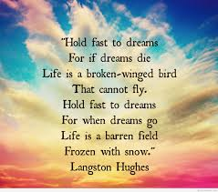 Hold Onto Your Dreams Quotes Best of Hold Fast To Dreams Quote Picture