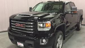 2018 gmc 2500hd colors. contemporary 2500hd 2018 gmc sierra 2500hd all terrain crew cab diesel hard tonneau power  pedals oshawa on stock 180165 in gmc 2500hd colors