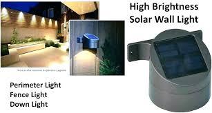 outdoor solar wall lights. Solar Powered Outdoor Wall Lighting Lights Sconces Unusual Garden . O