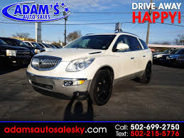 Buick Enclave Running Lights Not Working Used 2009 Buick Enclave Cxl For Sale In Frankfort Ky 40601