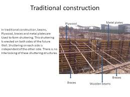 4 Traditional construction ...