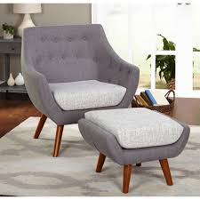 Living Room Chairs With Ottoman Living Room Chair With Ottoman Tomthetradercom