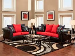 awesome grey white black glass black sofa set office