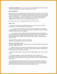 Awesome Sales Description For Resume Elegant Bar Management Resume