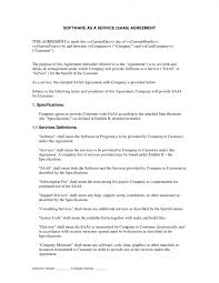 Software Source Code License Agreement Template Parsyssante