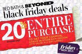 Everything you need, and beyond. Bed Bath Beyond Black Friday Deals Full Ad Scan Gazette Review