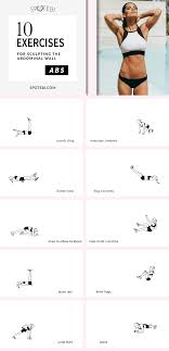 Ab Workout For Toning Your Midsection And Sculpting The