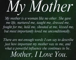 I Love You Mom Quotes Adorable 48 Of The Most Beautiful Mom Quotes I Love You Message BayArt