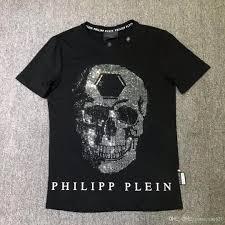 T Shirt Design Mn Mn Hot Drilling Summer Designer T Shirt Mens Shirt People Letter Hot Drilling T Shirt Mens Clothing Brand Short Sleeved T Shirt