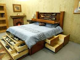 king platform bed with storage drawers. Platform King Bed With Storage Frame Drawers And Headboard Size