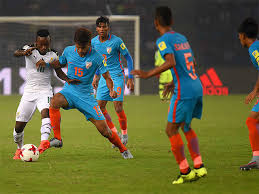 it s a new era in india football after u 17 team faced 4 0 defeat from ghana