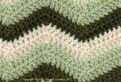 Double Crochet Ripple Afghan Pattern Gorgeous This Is My FAVORITE Afghan Pattern I've Made Probably 48 Afghans