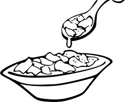 Coloriage De Cereales