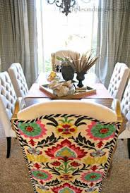 dimples and tangles dining room host chair re do do i love this cly and high end with a k of gypsy soul shining through