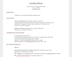 10 Free Resume Templates For The Creatively Challenged