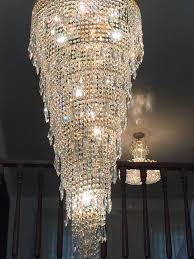 photo of witherspoon chandelier cleaning los angeles ca united states large chandelier