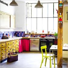 Colorful Kitchen Decor Colorful Kitchen Decor Ideas With Green Color Cabinet Kitchen