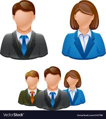 Business People Avatar People Icon