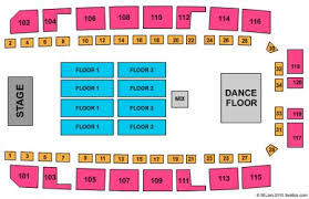Resistol Arena Tickets And Resistol Arena Seating Chart