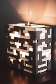 Minecraft Erts Lamp Etsy