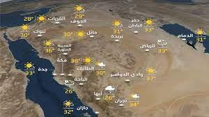 حالة الطقس المتوقعة اليوم الخميس - صحيفة صدى الالكترونية