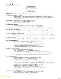 28 Fire Fighter Resume Free Sample Resume