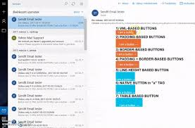 Email Buttons Bulletproof Html Email Buttons A New Line Height Based
