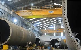 Fabricación de Torres Eólicas para abastecer el mercado Argentino.