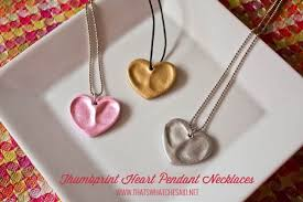 thumbprint pendants