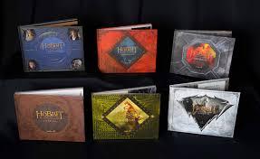 The Hobbit Chronicles Art Design Full Set Of 6 Chronicles The Art Of The Hobbit Books Weta