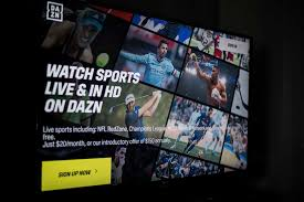 How to Watch DAZN in the US on All Devices (In 2018)
