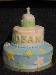 1 Year Birthday Cake Design Taste See Cake Design Happy 1st Birthday Dean