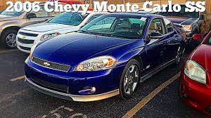 Laser Blue Metallic 2006 Chevy Monte Carlo SS - YouTube