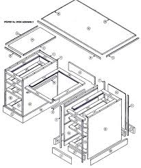 office desk plan. Desk Plans Woodworking Roll Top Computer Office Free . Plan T