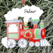 image is loading personalised christmas tree decoration xmas ornament bauble steam