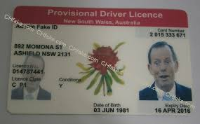 Identification Fake Id Buy Info Tasmania Scannable Card
