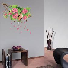 flower branch wall decal medium 50