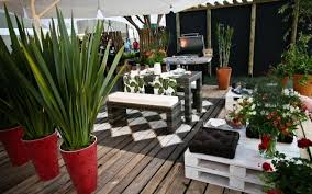 shipping pallet furniture ideas. perfect furniture outdoor shipping pallet furniture ideas creative diy decorated table bench with shipping pallet furniture ideas