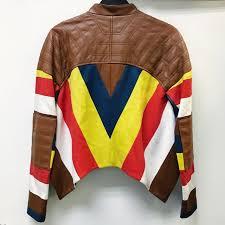 maddy s bcbgmaxazria leather jacket women s fashion clothes on carou