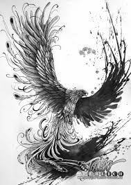 картинки по запросу татуировка феникс Tatoo татуировка феникс