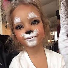 just when you think you ve seen all the cute ways to do cat make up along es another one