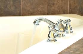 changing tub faucet washer how