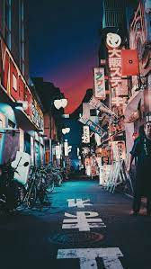 HD wallpaper: japan, shinjuku, alley ...