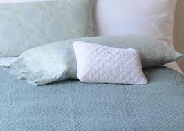 Breakfast Pillow - White Silk Velvet Breakfast Pillow - Bella ...