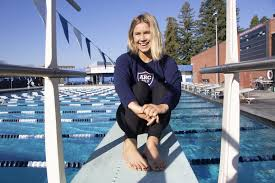 Fulton finishes her last season with a splash – The American River ...